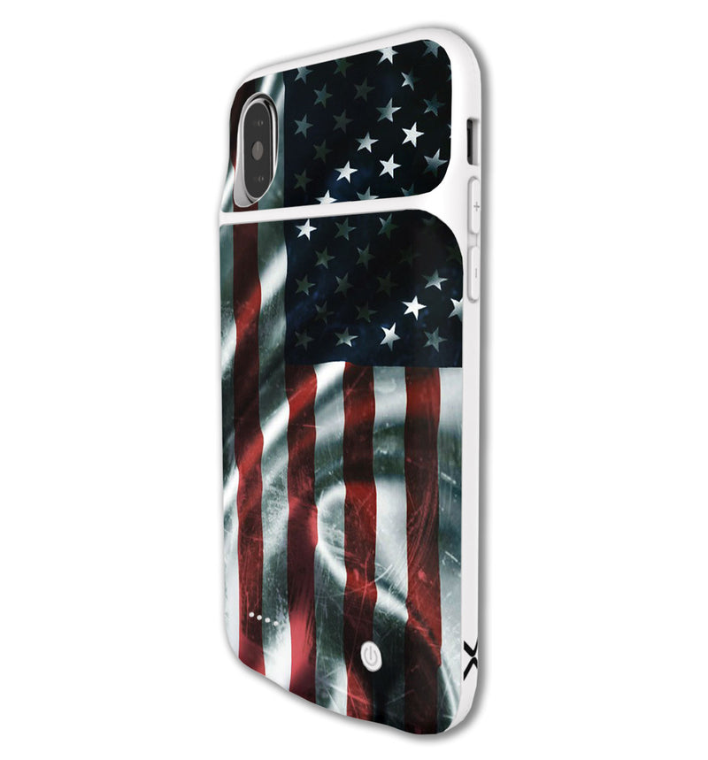 LUX Skin iPhone X/XS Freedom - JW Skinz