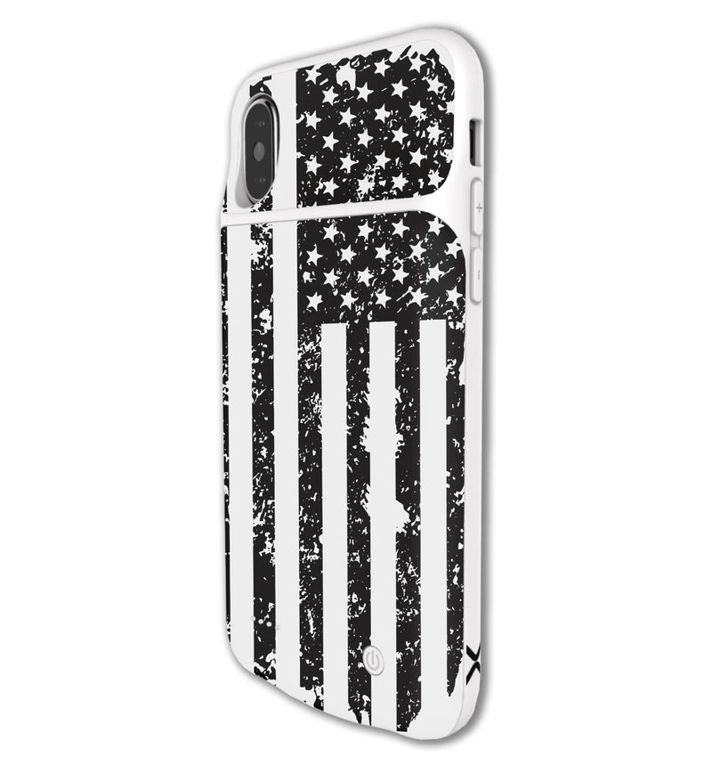 LUX Skin iPhone X Freedom - JW Skinz