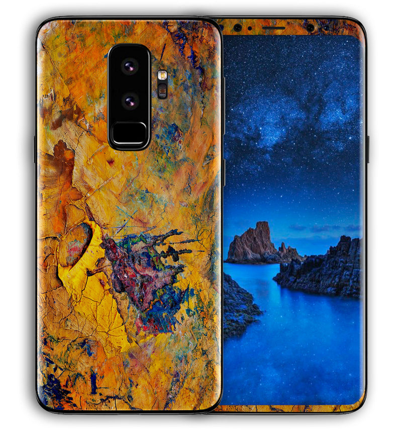 Galaxy S9 Plus Phone Skins Marble - JW Skinz