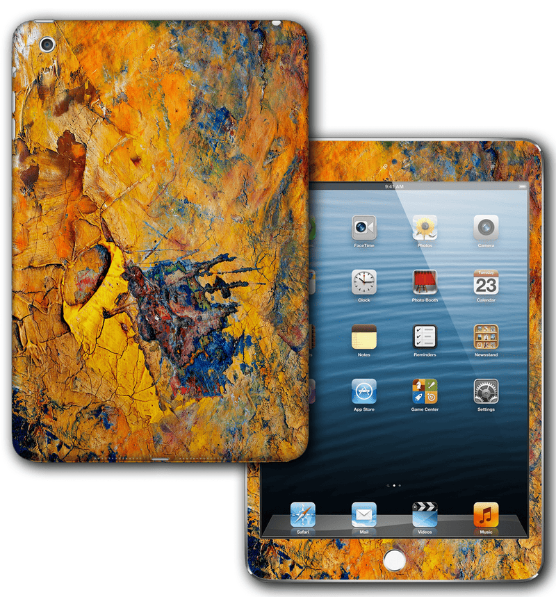 iPad mini 3 / mini 4 Marble Collection - JW Skinz