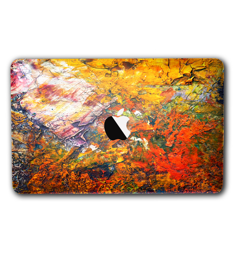 "Macbook Pro 13"" without Touch Bar Marble Collection - JW Skinz"