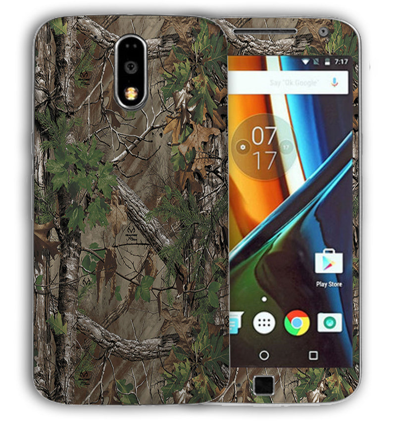 Moto G4 Plus Camo Collection - JW Skinz