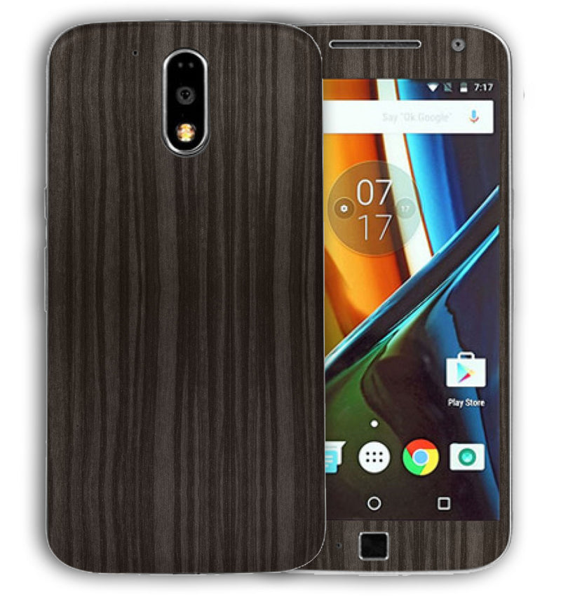 Moto G4 Plus Woodgrain Collection - JW Skinz