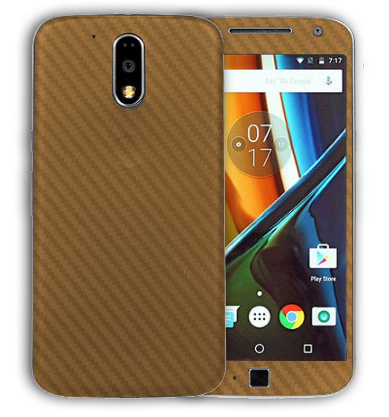 Moto G4 Plus Carbon Collection - JW Skinz