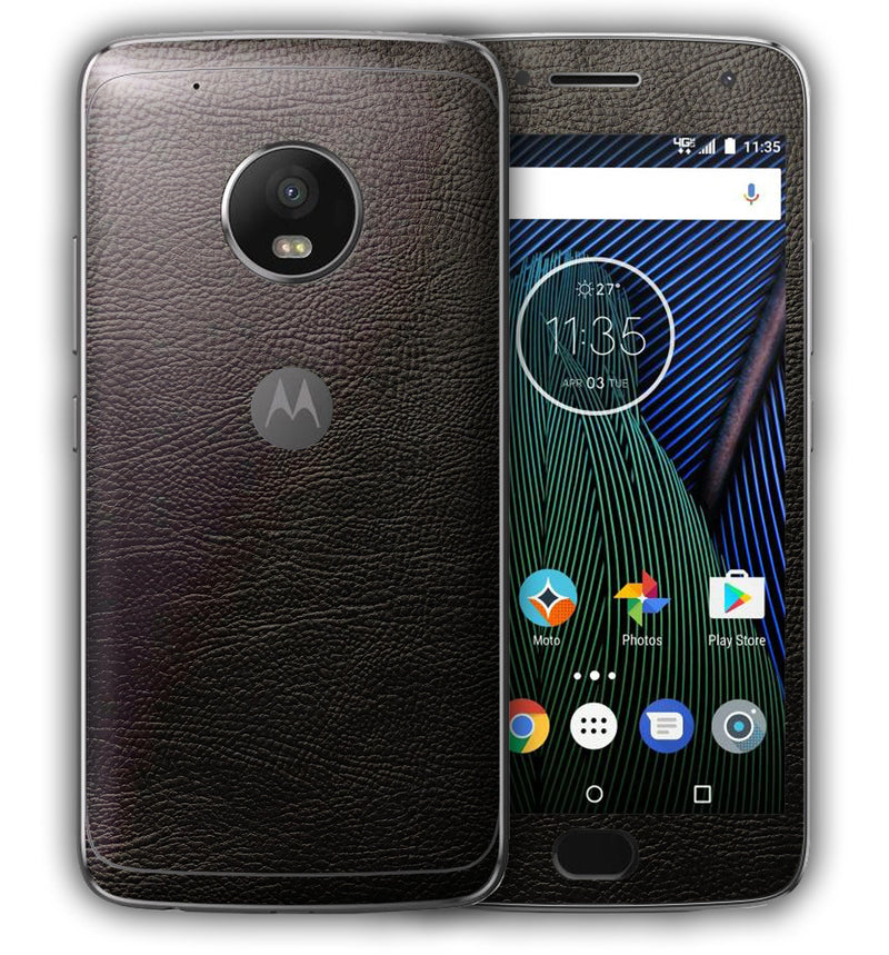 Moto G5 Plus Textured Collection - JW Skinz