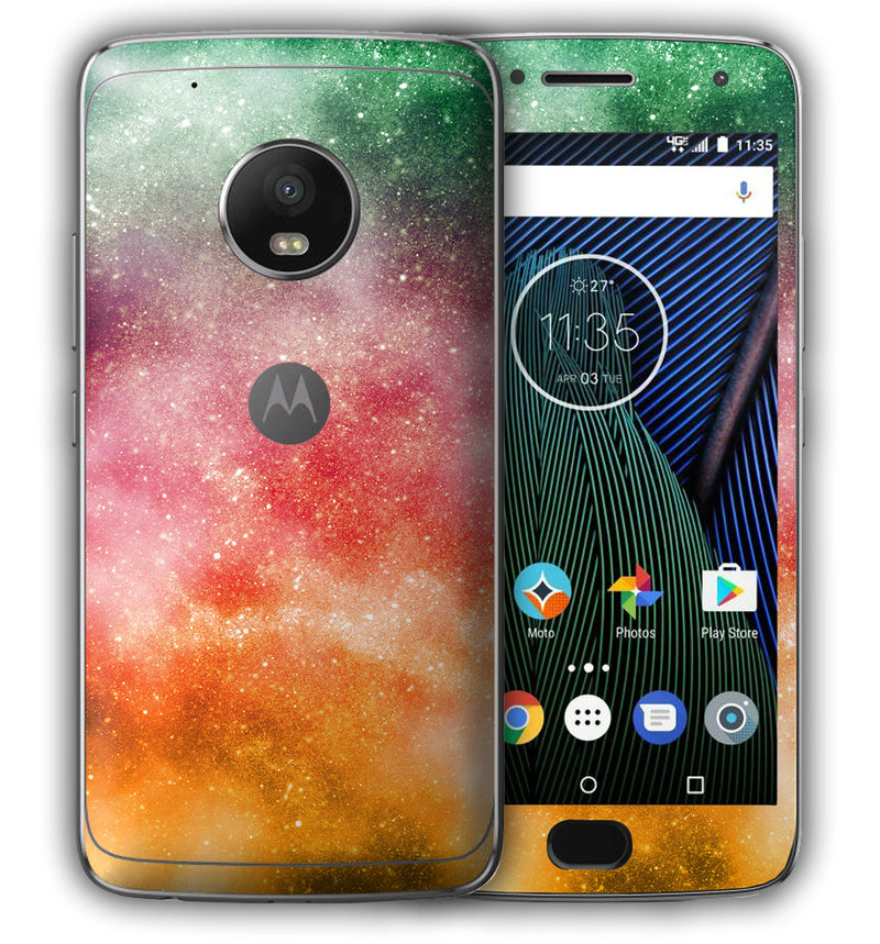 Moto G5 Plus Marble Collection - JW Skinz