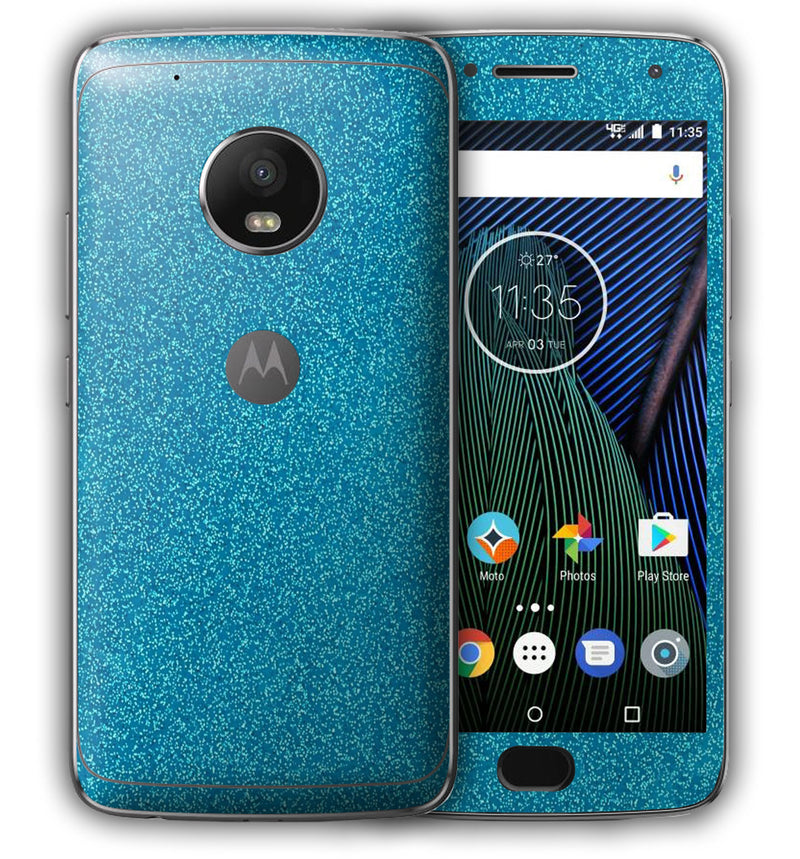 Moto G5 Plus Sparkle Collection - JW Skinz