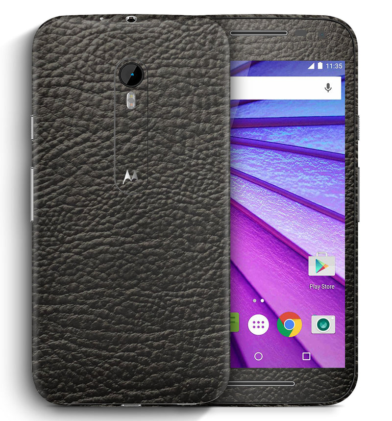 Moto G3 Textured Collection - JW Skinz