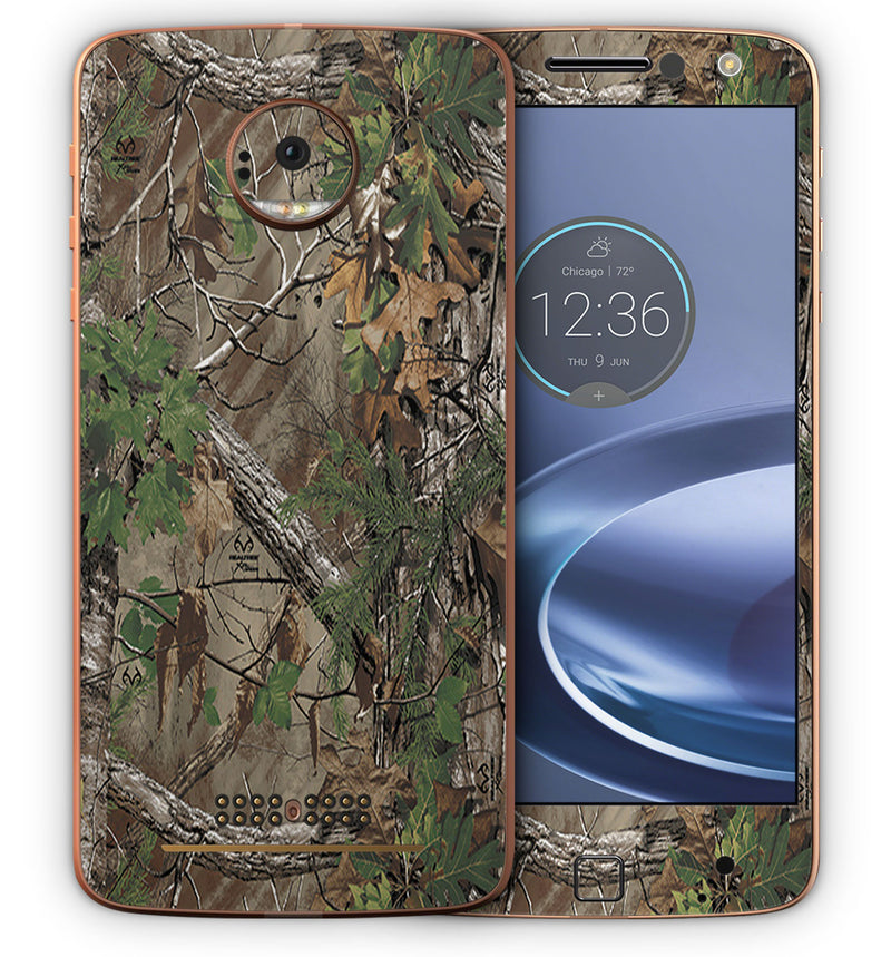 Moto Z Camo Collection - JW Skinz