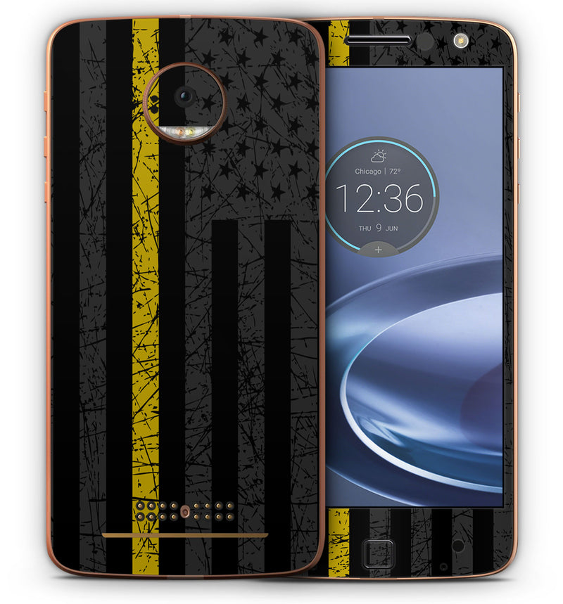 Moto Z Force Freedom Collection - JW Skinz
