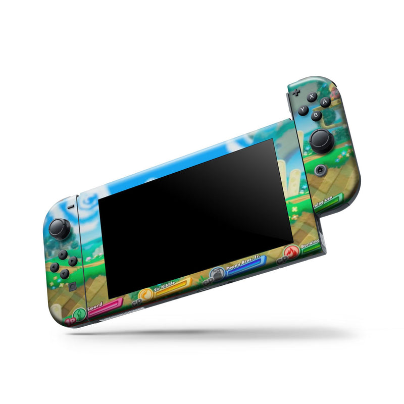 Customize your Nintendo Switch Skins - JW Skinz