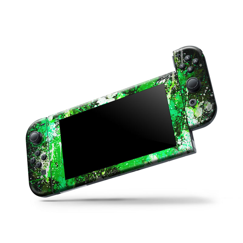Nintendo Switch Skins Paint Splatter - JW Skinz
