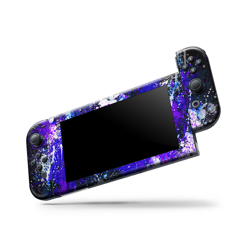Nintendo Switch Skins Paint Splatter