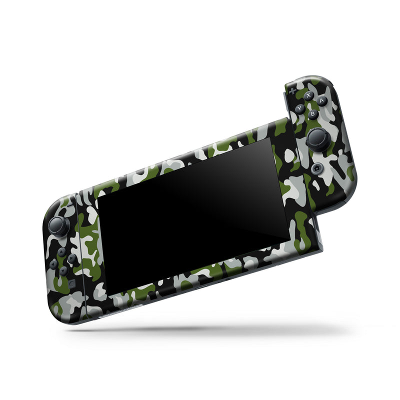Nintendo Switch Skins Camo