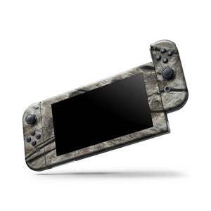 Nintendo Switch Skins Woodgrain