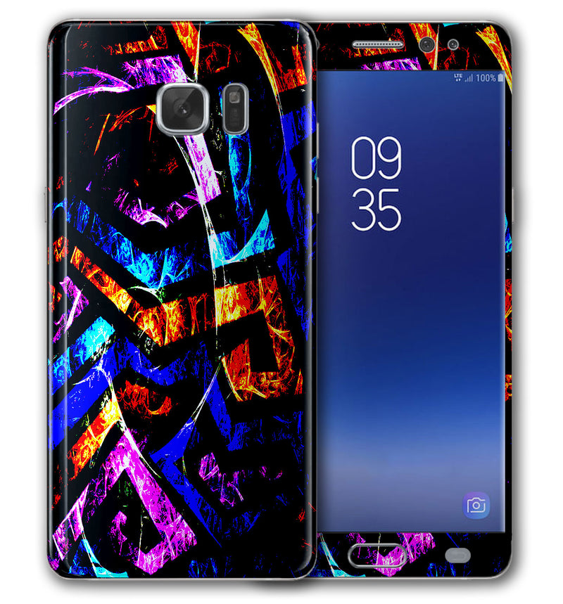 Galaxy Note 5 Abstract Collection - JW Skinz