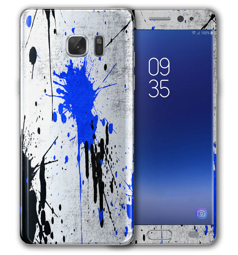 Galaxy Note 5 Paint Splatter Collection - JW Skinz