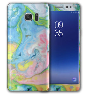 Galaxy Note 5 Marble Collection - JW Skinz
