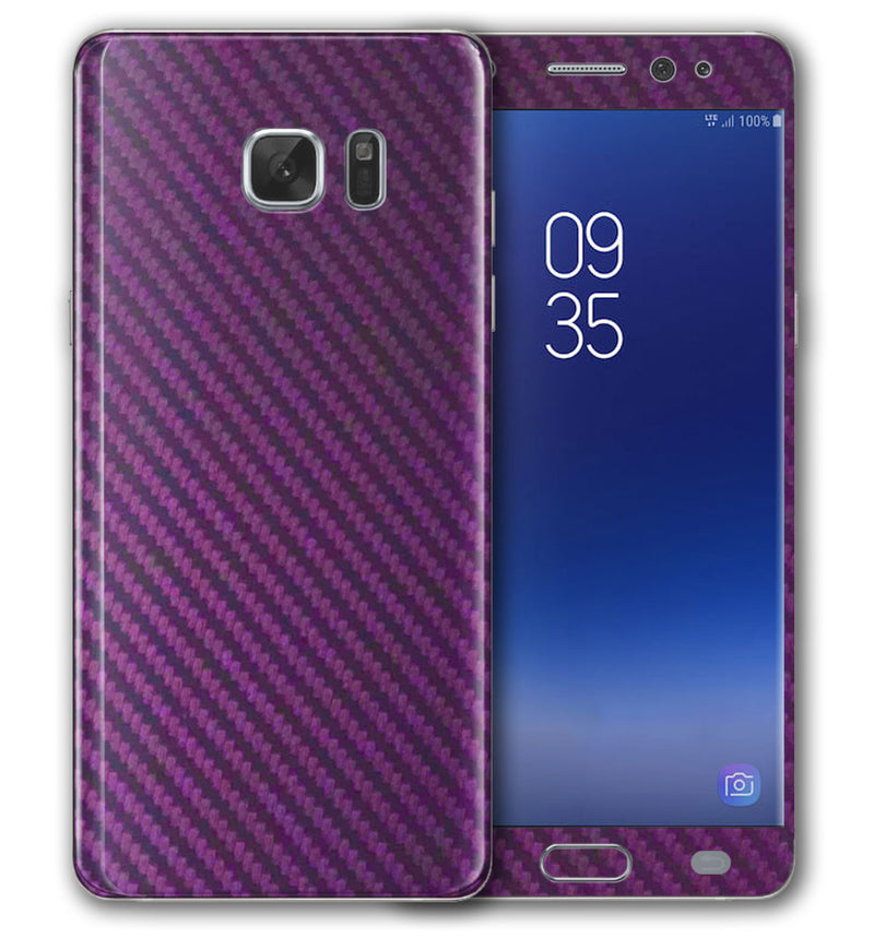 Galaxy Note 5 Carbon Collection - JW Skinz