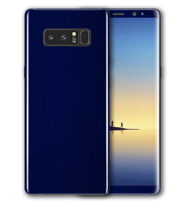 Galaxy Note 8 Phone Skins Brushed Aluminum - JW Skinz
