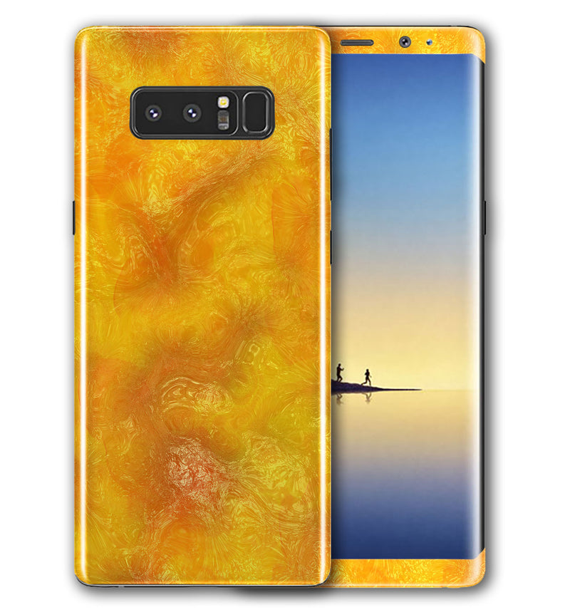 Galaxy Note 8 Phone Skins Marble - JW Skinz
