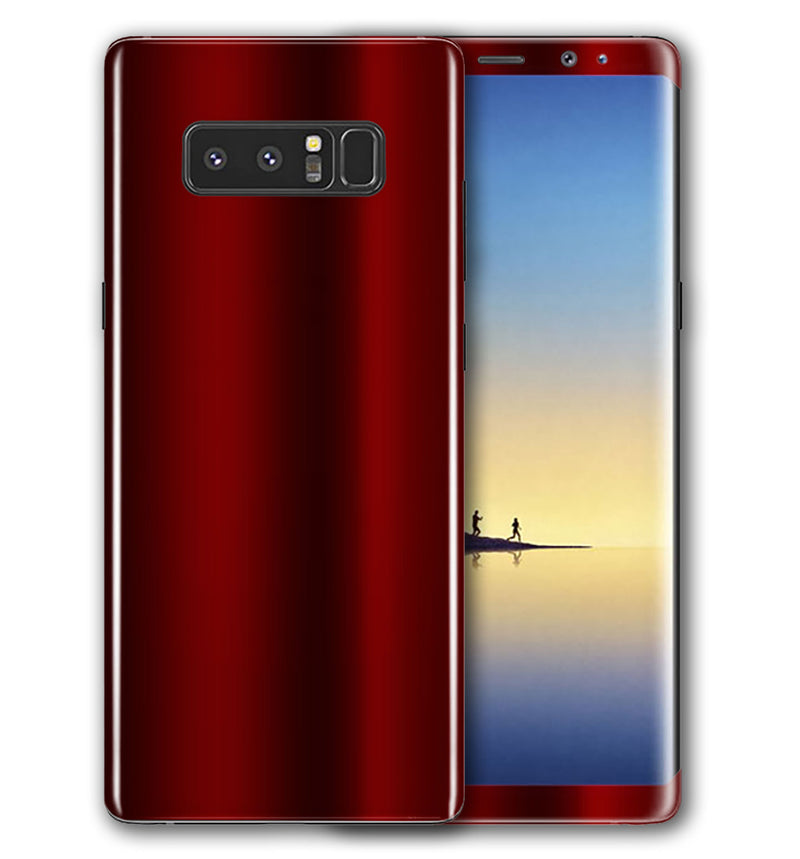 Galaxy Note 8 Phone Skins Chrome - JW Skinz
