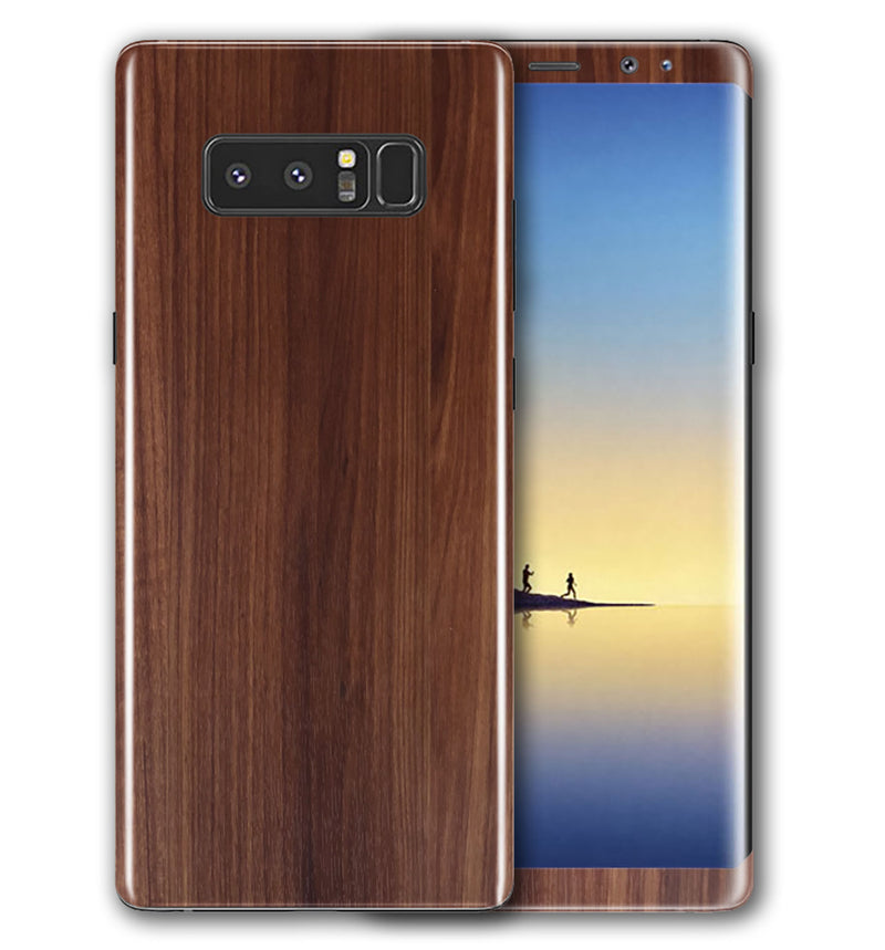 Galaxy Note 8 Phone Skins Woodgrain - JW Skinz