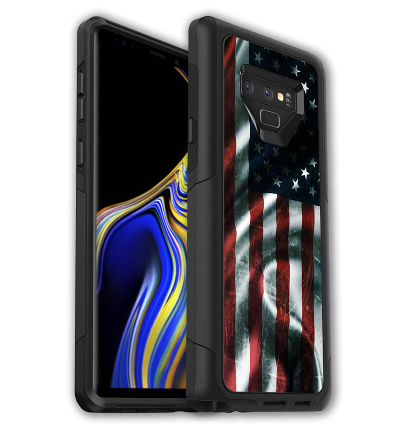 OtterBox Commuter Skins Galaxy Note 9 Freedom - JW Skinz