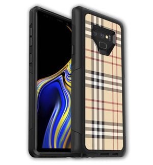 OtterBox Commuter Skins Galaxy Note 9 Plaid