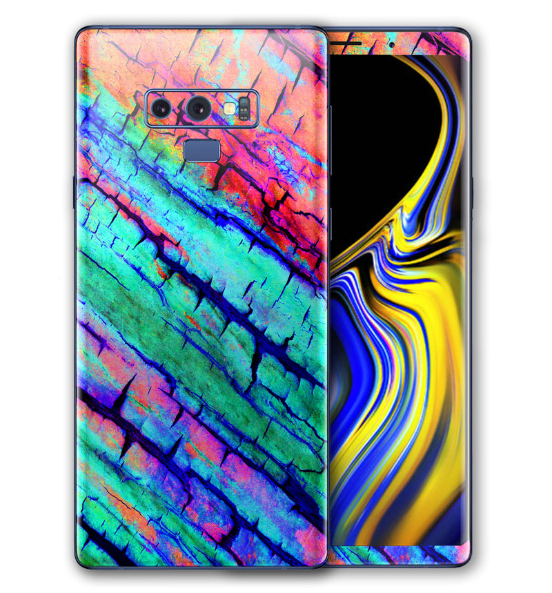 Galaxy Note 9 Phone Skins Abstract - JW Skinz