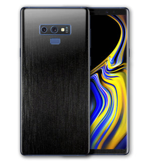 Galaxy Note 9 Phone Skins Brushed Aluminum - JW Skinz