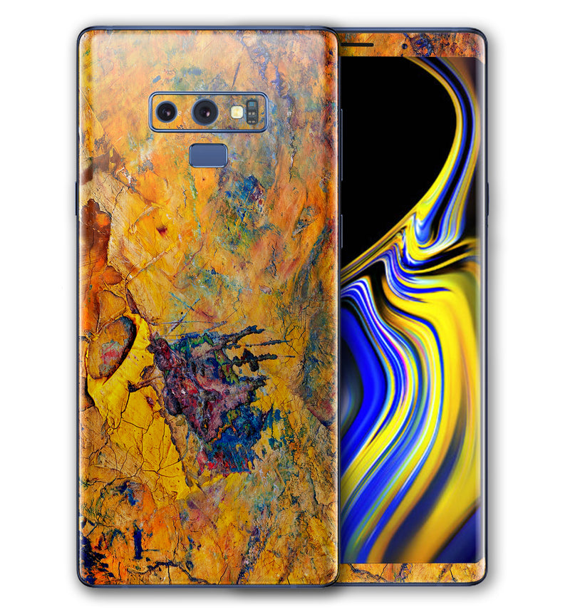 Galaxy Note 9 Phone Skins Marble - JW Skinz