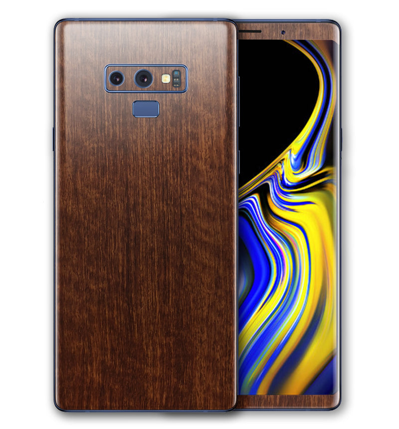 Galaxy Note 9 Phone Skins Woodgrain - JW Skinz