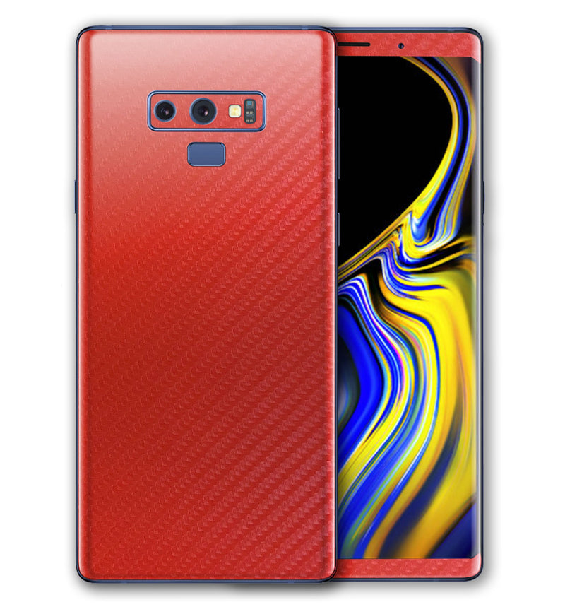 Galaxy Note 9 Phone Skins Carbon - JW Skinz