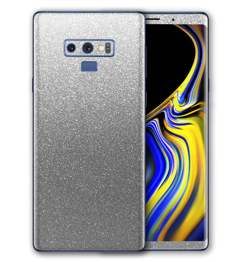 Galaxy Note 9 Phone Skins Sparkle - JW Skinz