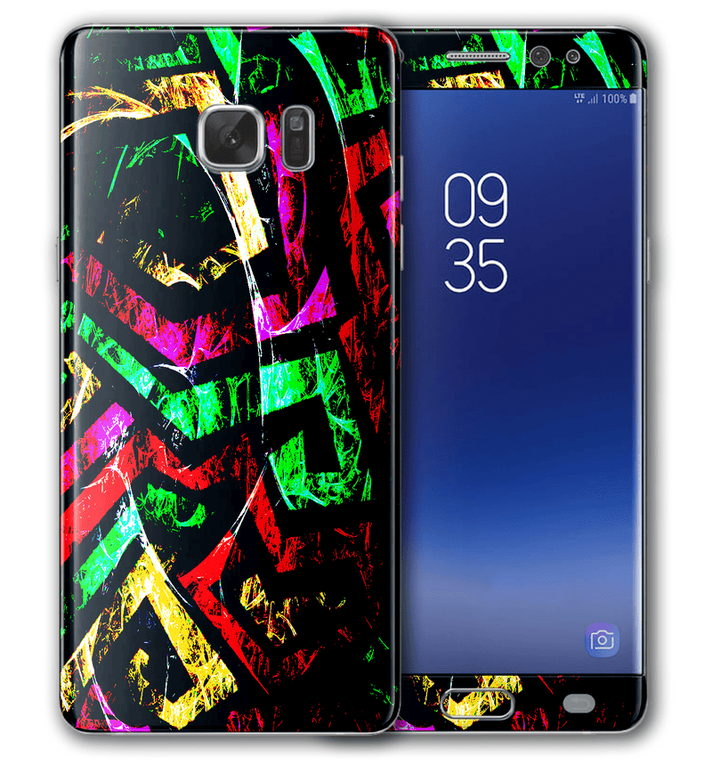 Galaxy Note 7 Abstract Collection - JW Skinz