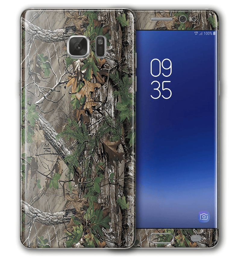 Galaxy Note 7 Camo Collection - JW Skinz