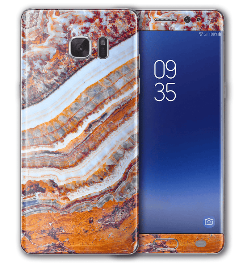 Galaxy Note 7 Marble Collection - JW Skinz
