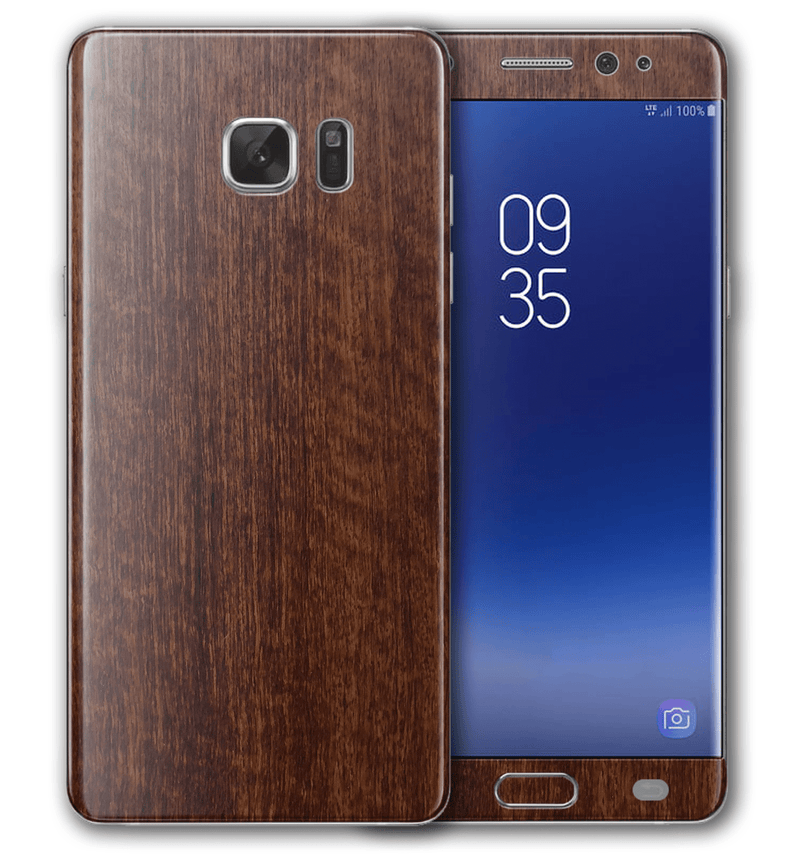 Galaxy Note 7 Woodgrain Collection - JW Skinz
