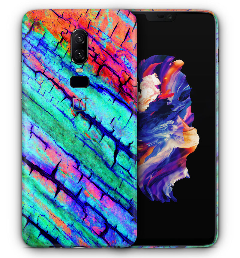 OnePlus 6 Phone Skins Abstract - JW Skinz