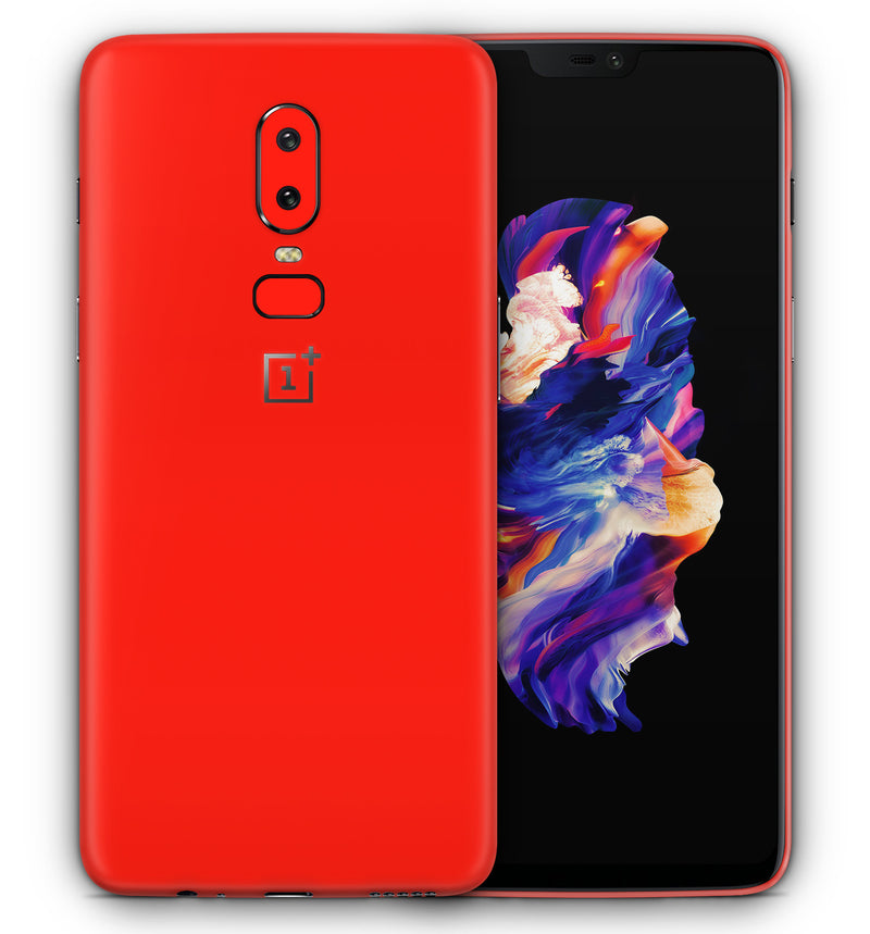 OnePlus 6 Phone Skins Fluorescent