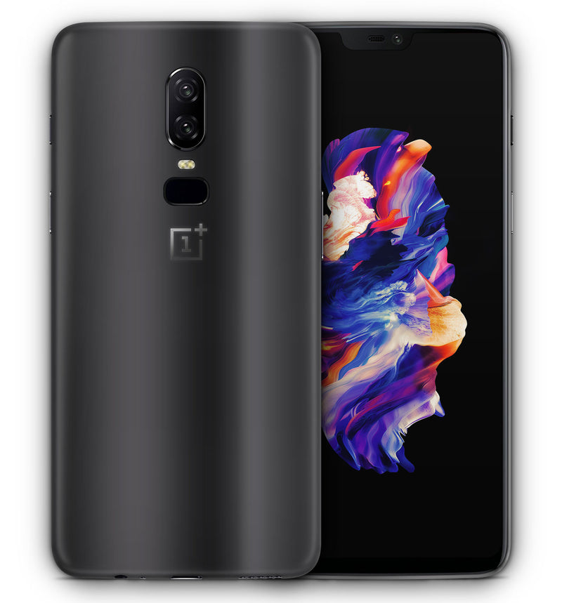 OnePlus 6 Phone Skins Chrome - JW Skinz