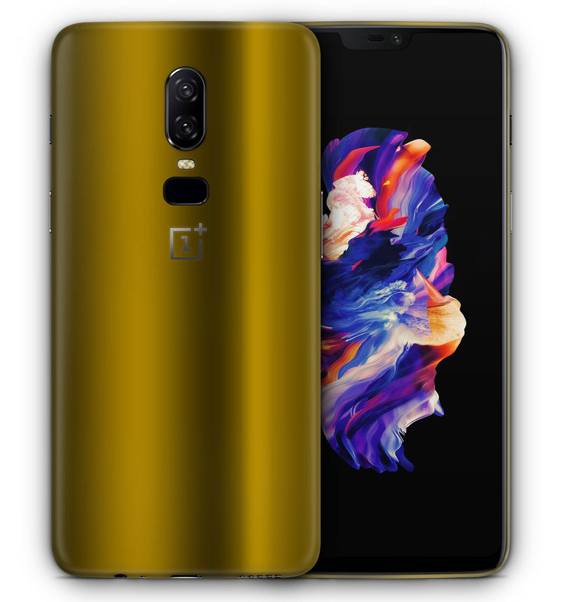 OnePlus 6 Phone Skins Chrome