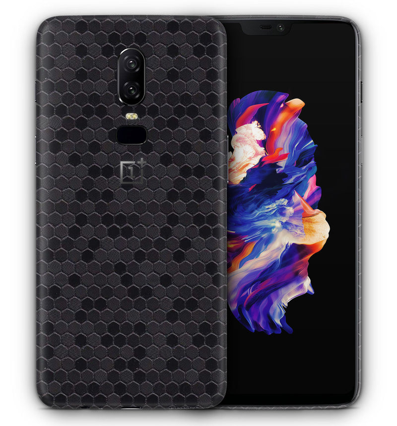 OnePlus 6 Phone Skins Textured