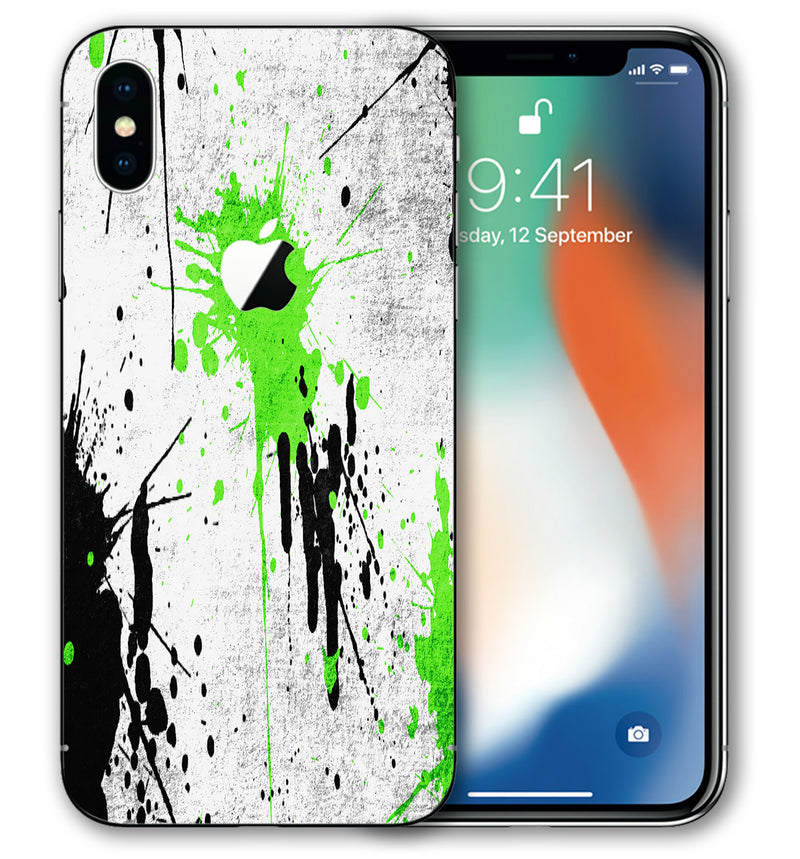 iPhone X Paint Splatter Collection - JW Skinz