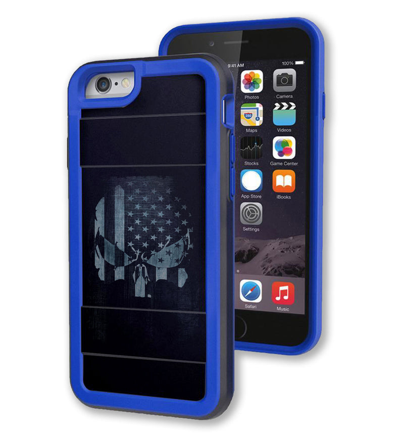 Pelican Protector Skin iPhone 6/7/8 Freedom