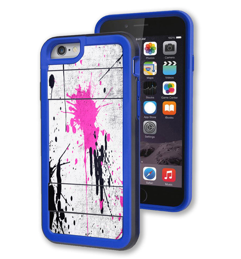 Pelican Protector Skin iPhone 6/7/8 Paint Splatter