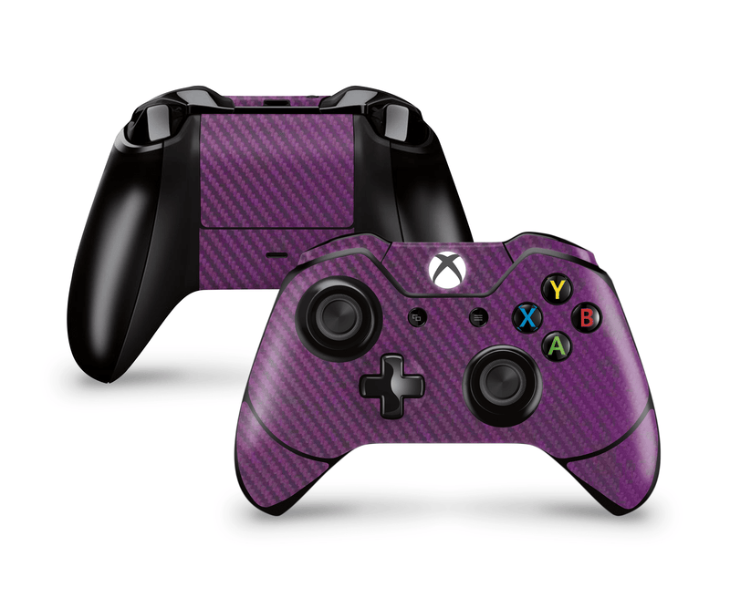 XBox One Controller Carbon Collection - JW Skinz