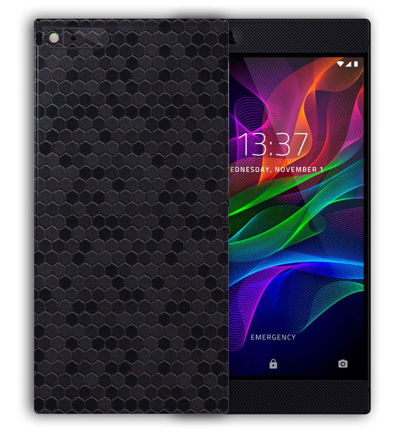 Razer Phone Textured Collection - JW Skinz