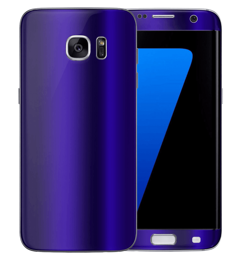 Galaxy S6 Edge Chrome Collection - JW Skinz